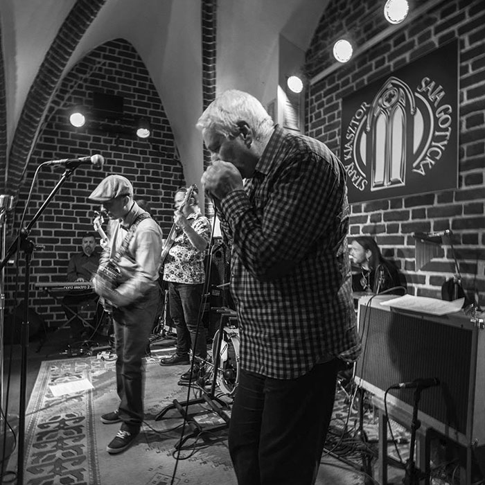 Mizia & Mizia Blues Band – TEN YEARS AFTER