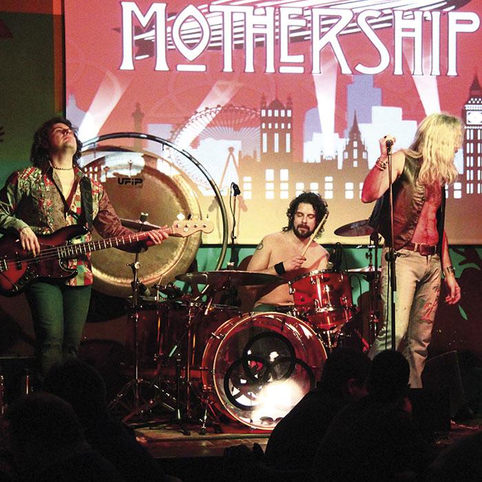 Mothership – LED ZEPPELIN